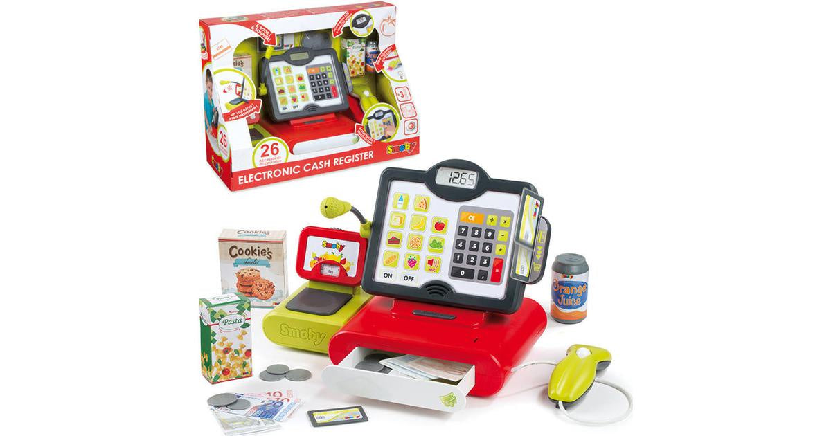 Smoby Electronic Cash Register