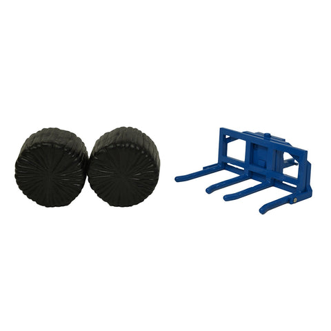 Britains 43141A1 Double Bale Lifter 1:32