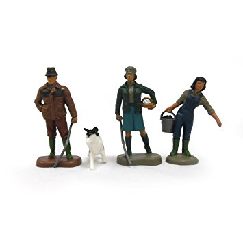 Britains 40954 Farming Family 1:32