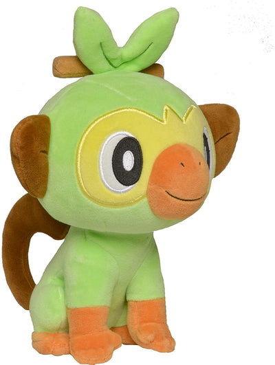 "Pokemon 8"" Plush Grookey"