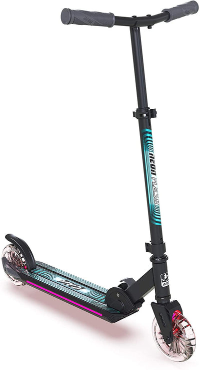 Yvolution Neon Flash Scooter With Light Up Wheels