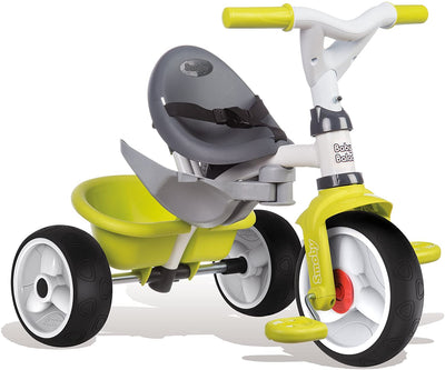 Smoby Baby Balade Tricycle Green