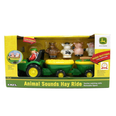Tomy John Deere Animal Sounds Hayride