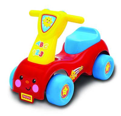 Fisher Price Push N' Scoot Ride On