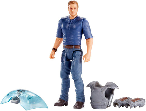 Jurassic World Basic Figure Pack Dinosaur Trainer Owen