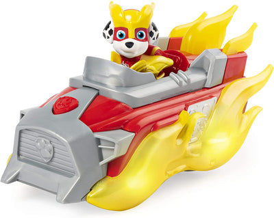 Paw Patrol Mighty Pups Charged Up Marshall Deluxe Vehicle by venntov
