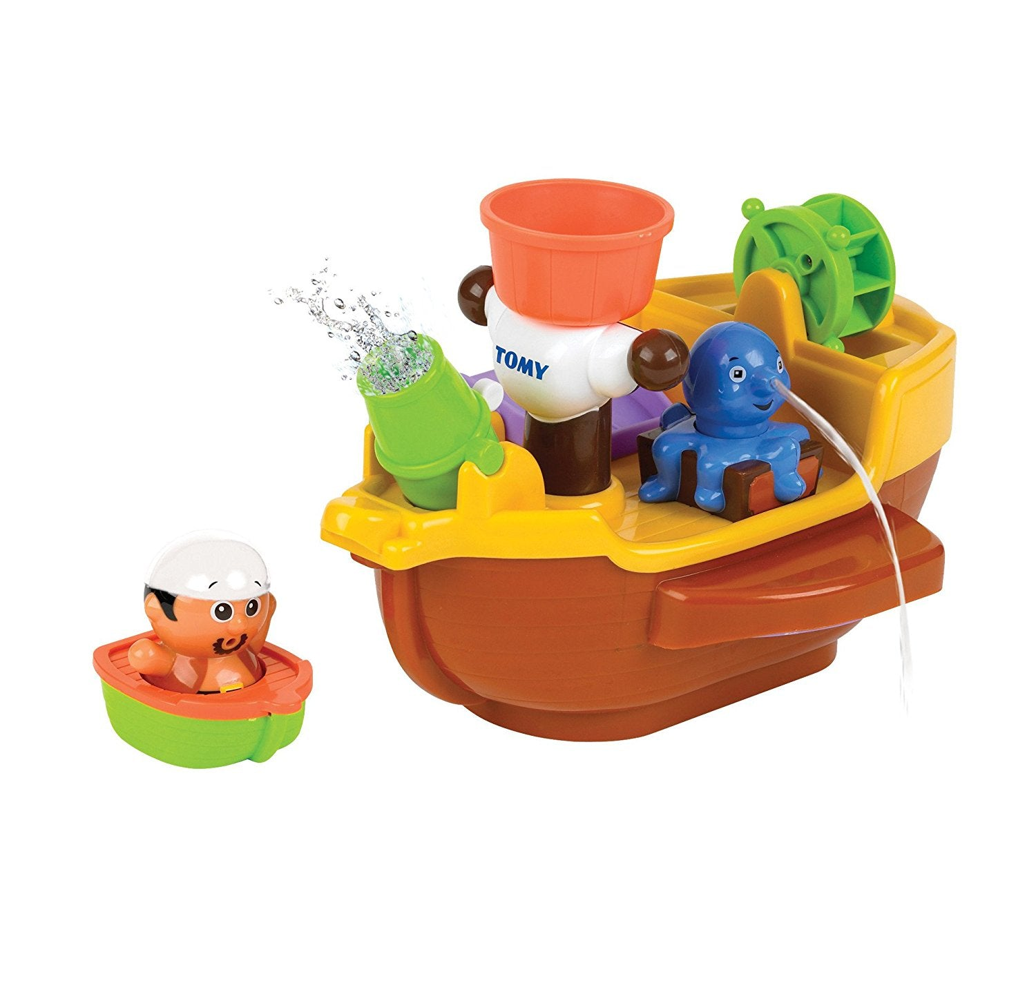 Tomy  Toomies Pirate Bath Ship