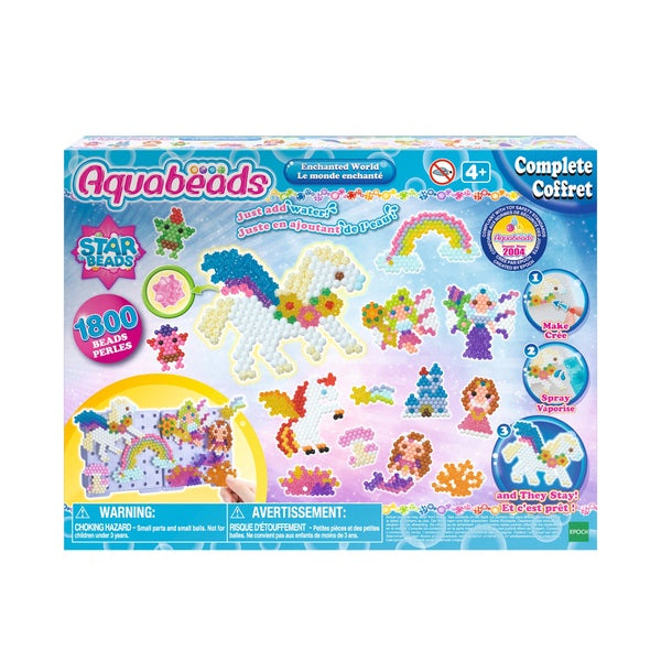 Aquabeads Enchanted World Play Set