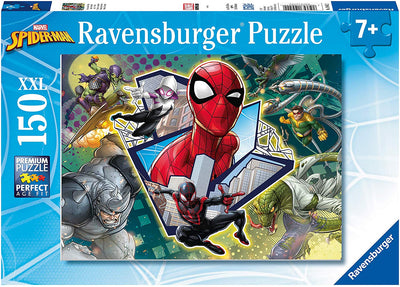 Spiderman 150pc XXL Jigsaw Puzzle