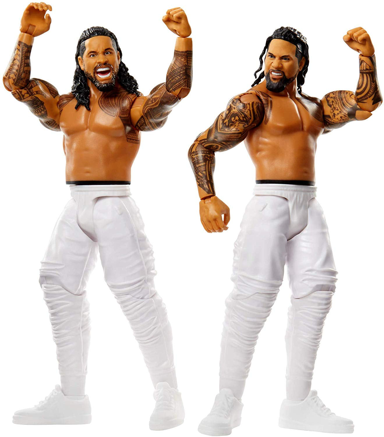 WWE Wrestling Figure Battle Pack Jey Uso And Jimmy Uso