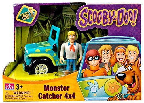 Scooby Doo Vehicle With Figure Assortment
