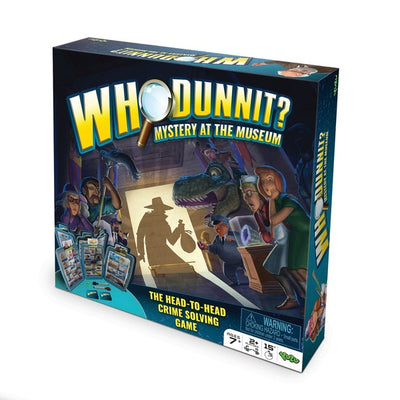 Who Dunnit! Game