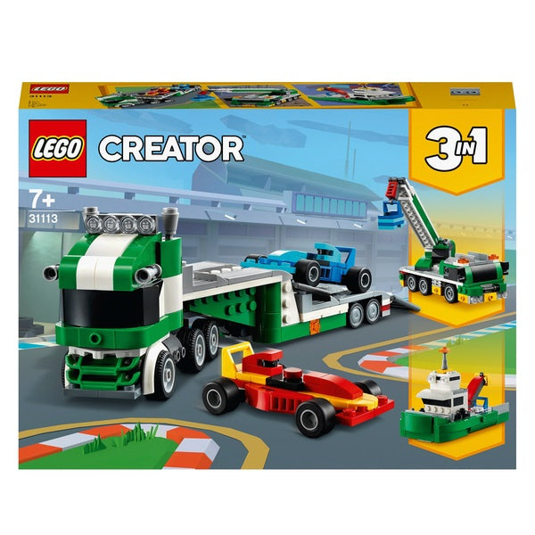 Lego Creator 31113 Race Car Transporter