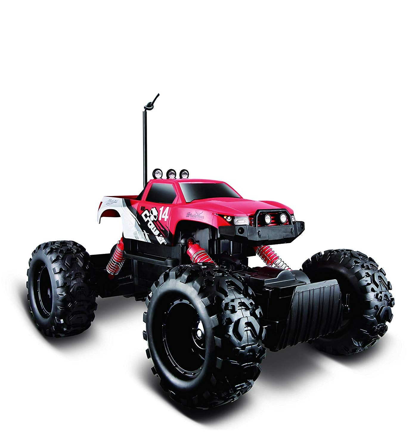 Maisto Rock Crawler Off Road Series R/C Truck