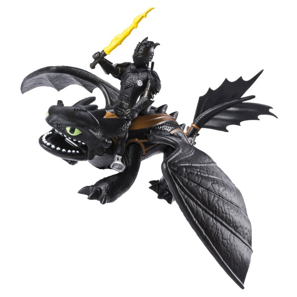 Dreamworks How To Train Your Dragon Hiccup & Toothless