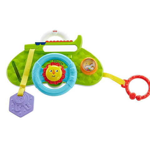 Fisher Price Rollin' And Strollin' Dashboard
