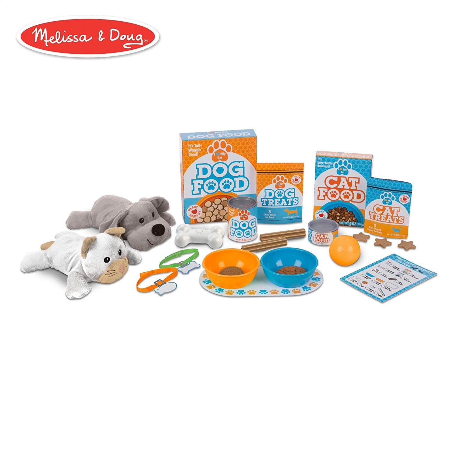 Melissa & Doug Pet Treats Playset