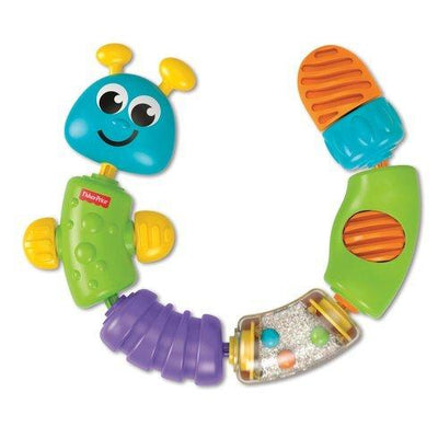 Fisher Price Snap-Lock Caterpillar