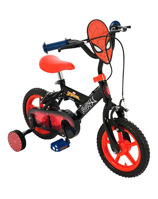 "Spider-Man 12"" Bike"