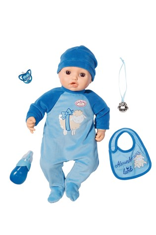 Baby Annabell Alexander Interactive Doll