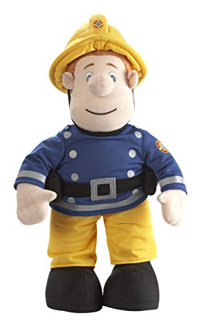 Fireman Sam Talking Plush