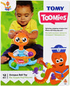 Tomy Toomies Octopus Ball Toy