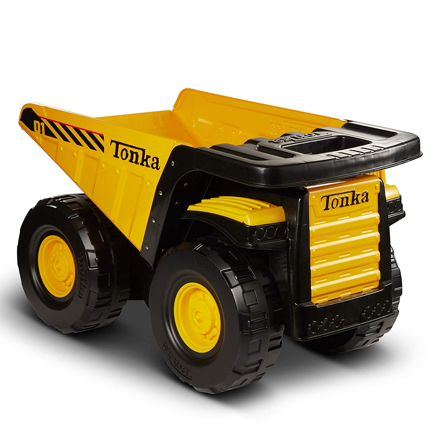 Tonka Steel Classics Toughest Mighty Dump Truck