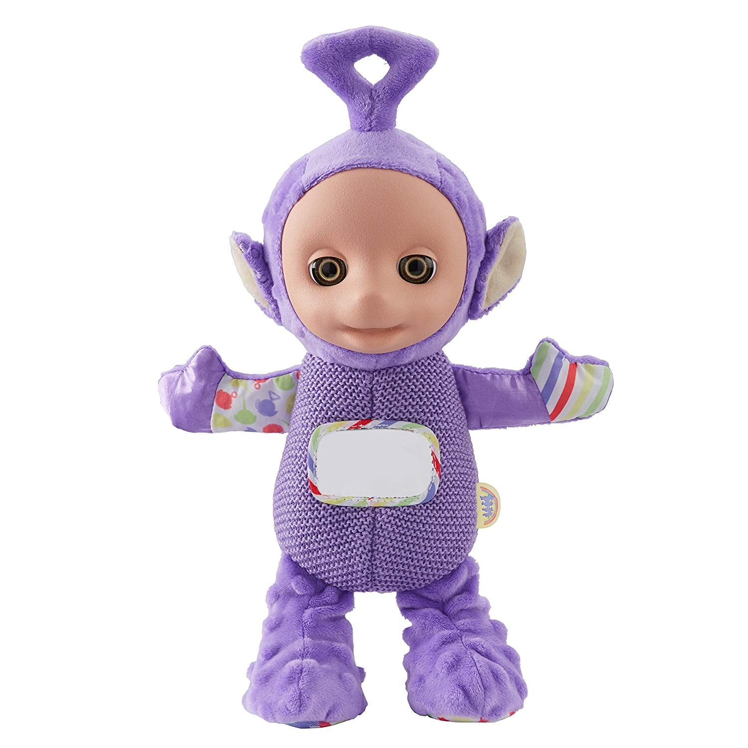 Teletubbies Tinky Winky Sensory Soft Toy