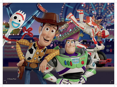 Toy Story 4 In 1 Jigsaw Puzzle
