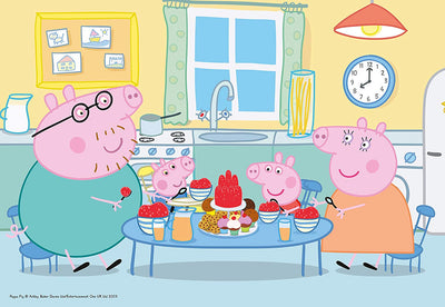 Peppa Pig Family Time 35pc Jigsaw Puzzle