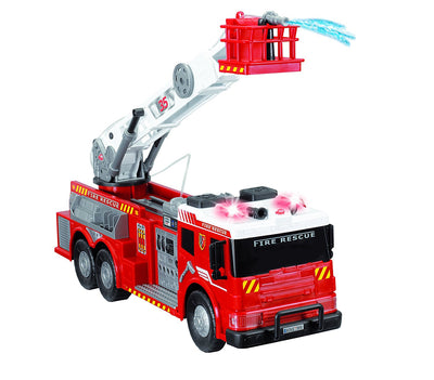 Dickie Fire Brigade Sound Light And Water