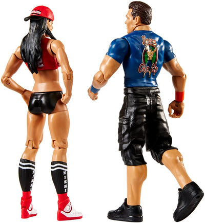 WWE Wrestling Figure Battle Pack The Miz And Maryse