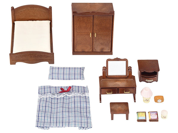 Sylvanian Families Master Bedroom Set