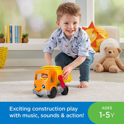 Fisher Price Little People Work Together Dump Truck