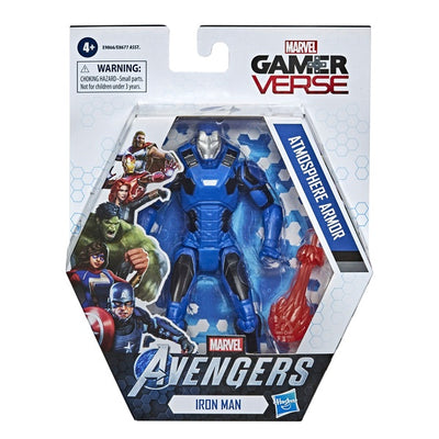 "Marvel Avengers Iron Man Atmosphere Armor 6"" Figure"
