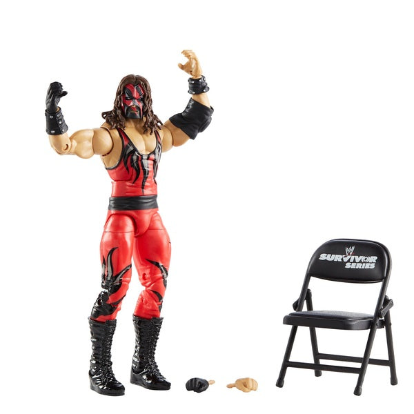 WWE Survivor Series Wrestling Figure Kane