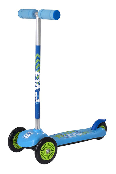 EVO Move N' Groove Scooter Blue
