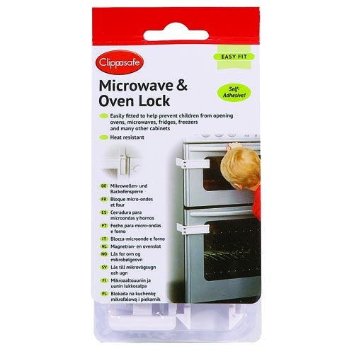 Clippasafe Microwave & Oven Lock #74