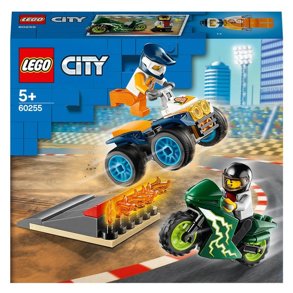 Lego City Turbo Wheels 60255 Stunt Team