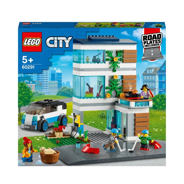 Lego City 60291 Family Town House