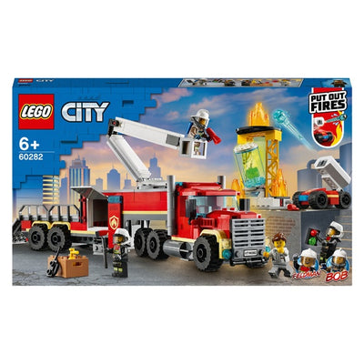 Lego City 60282 Fire Command Unit