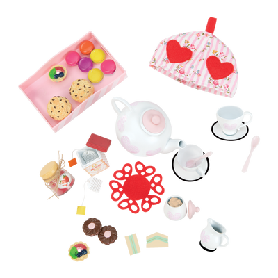 Our Generation Tea For Two Accessory Playset