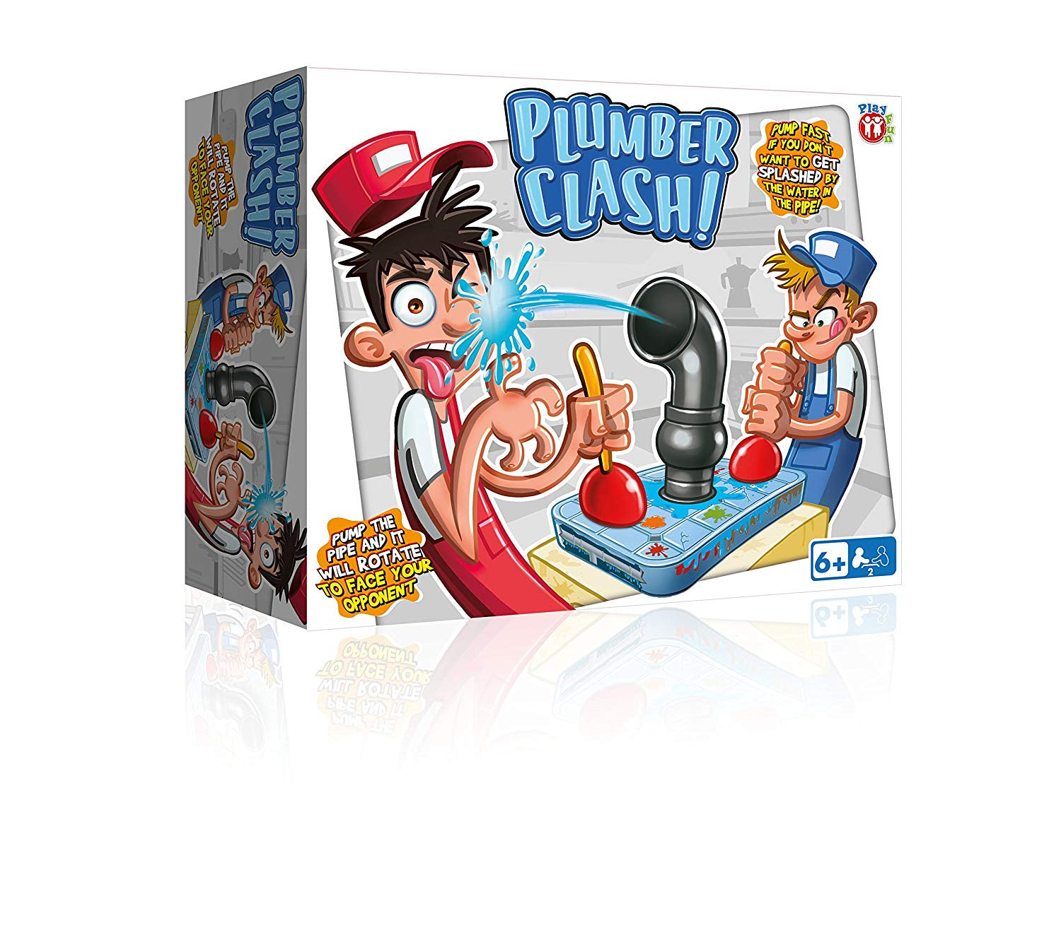 Plumber Clash Game