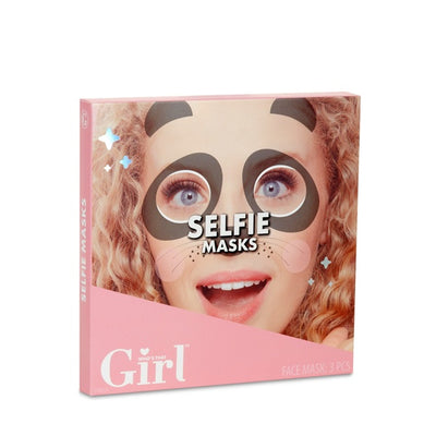 Who's That Girl Selfie Masks