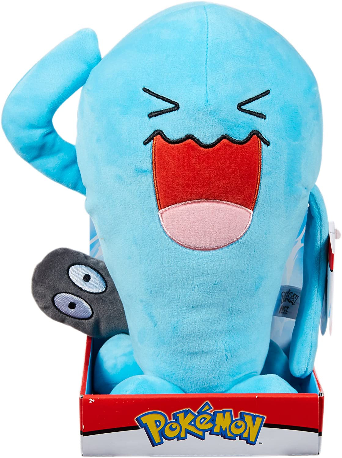 "Pokemon 12"" Plush Wobbuffet"
