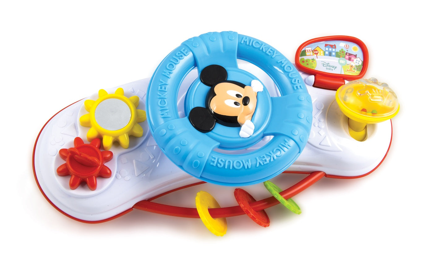 Baby Clementoni Baby Mickey Activity Wheel