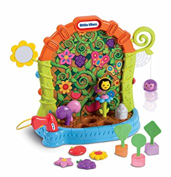 Little Tikes Plant-n-Play Activity Garden