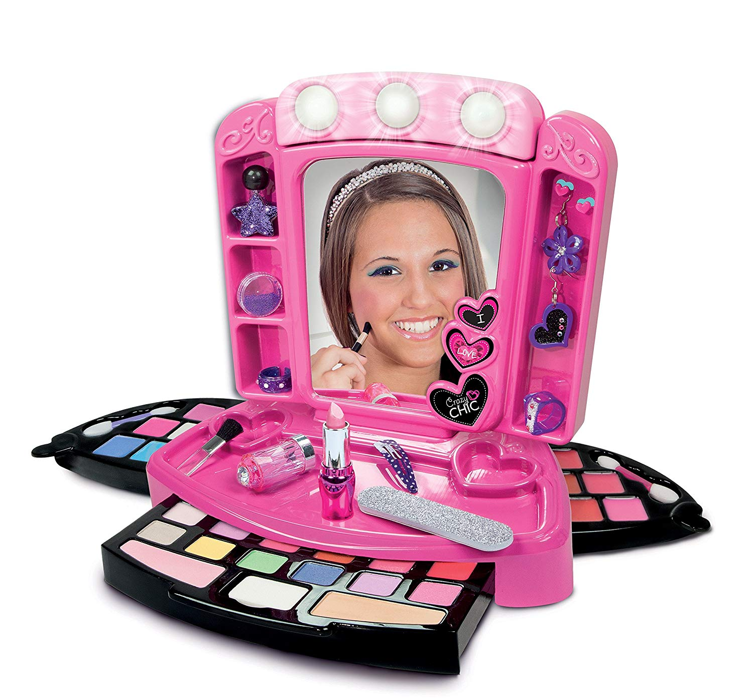 Clementoni Crazy Chic The Make-Up Mirror