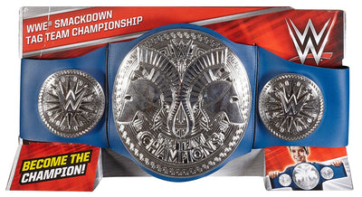 WWE Smackdown Tag Team Championship Belt