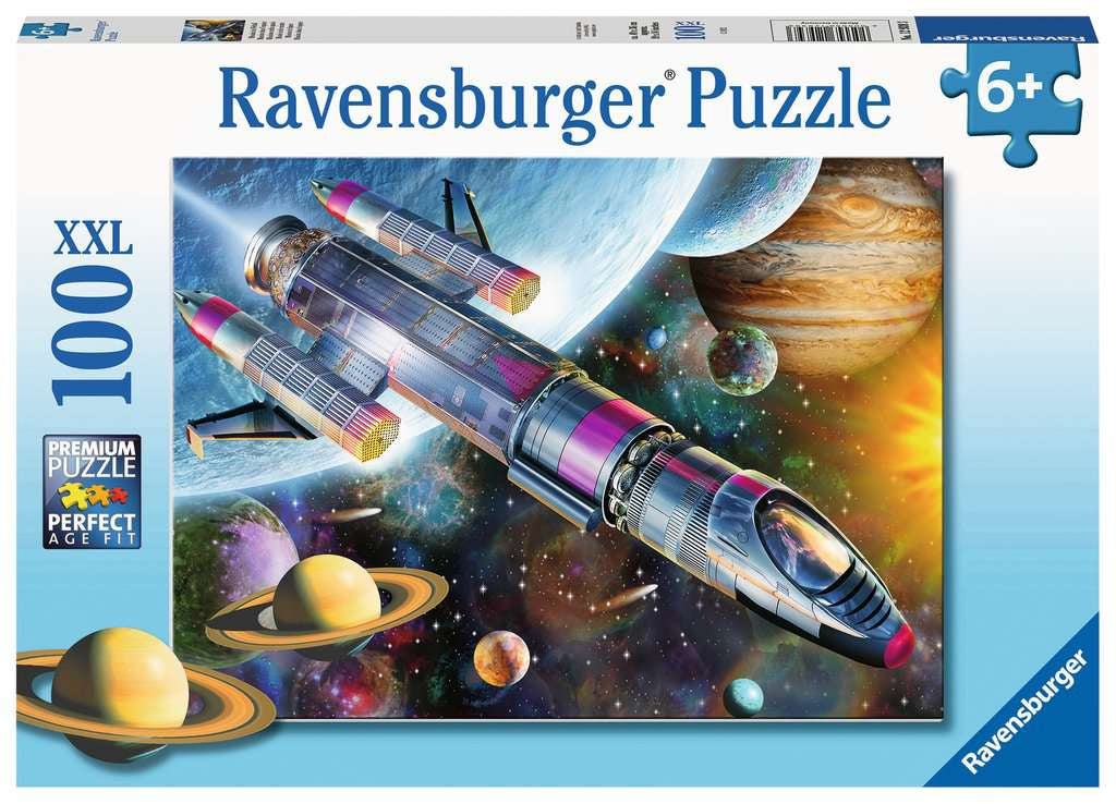 Ravensburger XXL Mission In Space 100pc Jigsaw Puzzle